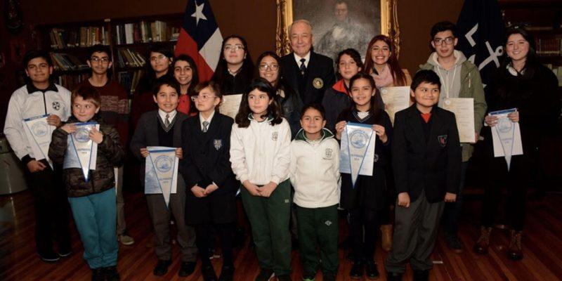 Concurso Pintura  Liga Marítima de Chile  2019