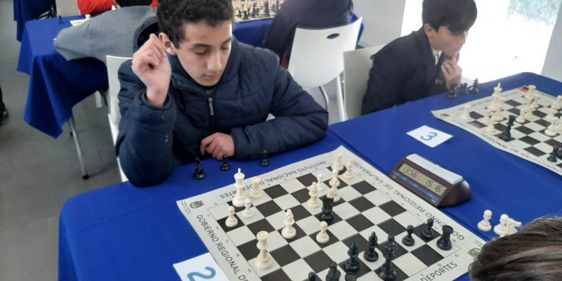 Juegos Deportivos Escolares – Ajedrez