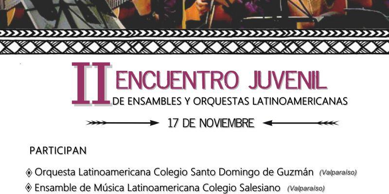 2º Encuentro de Orquestas y Ensambles Latinoamericanos