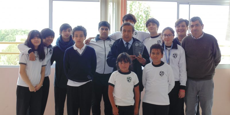 Celebrando al Taller de Ajedrez 2018