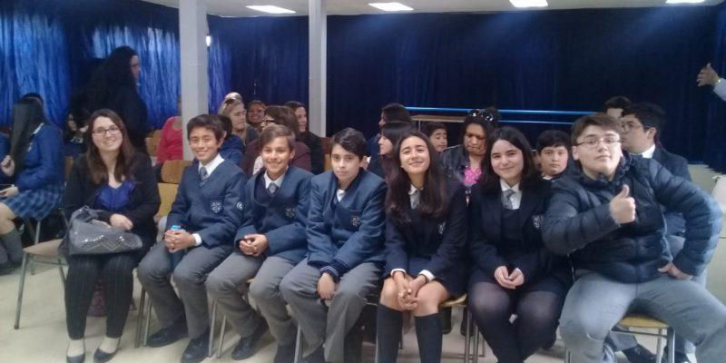 Concurso de Cuento y Poesía Red de Colegios.