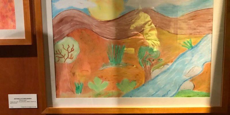 Concurso Pintura Infantil MOA Chile
