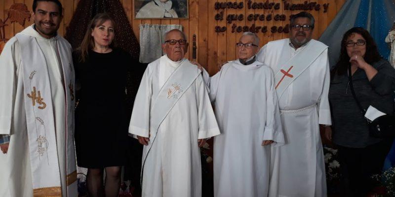 Aniversario 54° de la Capilla Santa Teresita