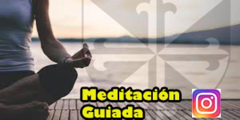 Invitación Meditación Guiada